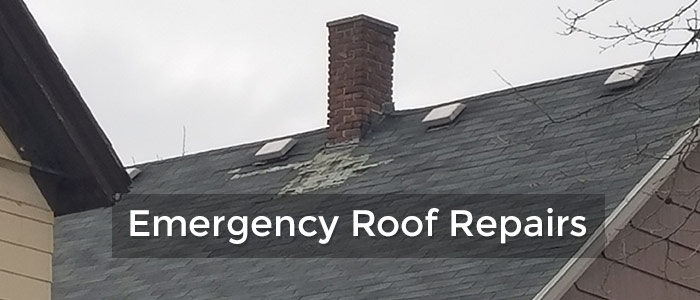 Emergency Situation Roofing Repair Works in Castle Hill